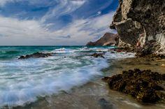 Playa de Monsul by Ricardo González Gascón on 500px