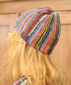 Knitted Hats, Beanie, Knitting, Fashion, Caps Hats, Presents, Knit Hats, Moda, Tricot