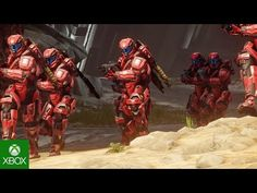 E3 2015: 'Halo 5: Warzone' Trailer Provides A Look At Intense 'Halo' Multiplayer