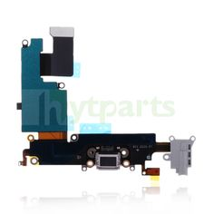 """OEM Replacement Charging Port Headphone Jack Flex Cable with Mic for iPhone 6 Plus 5.5"""" Inch Wholesale price:$24.89"""