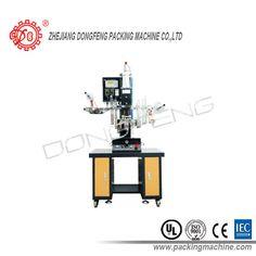 Heating transforming plastic film machine