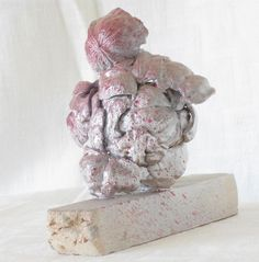 small sculptures one of kind signed by artist morocco marcuse price 40 euros + shipping