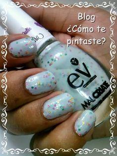 Hiedra de EV (Colección by Julie) #jellysandwich #swatches #nails #uñas #comotepintaste #esmaltes #polish #green #verde #esenciavital #ev #33dc
