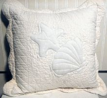 More quilted seashells