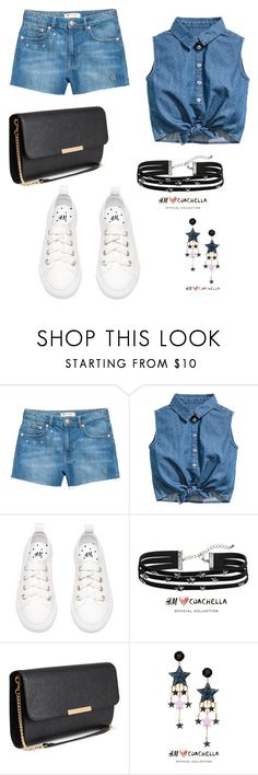 """H&M Coachella Outfit"" by jokicad ❤ liked on Polyvore featuring H&M"
