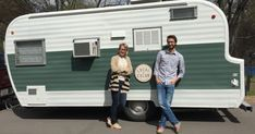 "TINY HOUSE TOWN: A 120-Square-Foot Remodelled Trailer Named ""Elsie"""