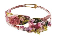 Vintage Inspired Flower Tiara designed by Michal Negrin with Swarovski Crystals; very Feminine and Elegant:Amazon:Jewelry
