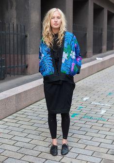 Niina - Hel Looks - Street Style from Helsinki