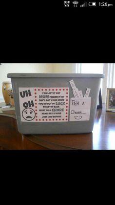 chore box