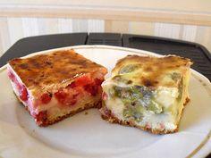 Thüringer Rahmkuchen | Backfreaks Easy Baking Recipes, Cream Cake, Quiche, Cheesecake, Food And Drink, Breakfast, Sweet, Puddings, Cakes