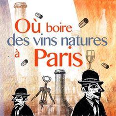 Où boire des vins naturels à Paris ?