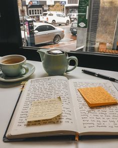 Journal Aesthetic, Book Aesthetic, Study Organization, Study Space, Coffee And Books, Study Hard, Studyblr, Study Notes, Student Life