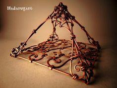 Piramide din cupru complexe - Hadarugart Arta inseamna viata