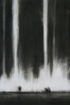 "Judith Brandon. Weather III, 2013.  Ascension, 51 x 42""."