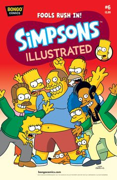 The Simpsons Illustrated