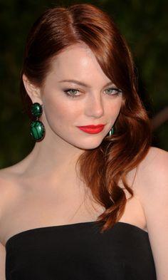 21 Estilos de Peinados para Pelo Rojo para Inspirarte ! - Peinados