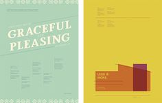Architecture Posters - Olivia Johnson