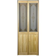 Pinecroft X Half Lite Wood Interior Bifold Closet Door. Would Make For A  Lovely Pantry Door! Edit: I Bought This And Turned It Into Our New Gorgeous  Pantry ...