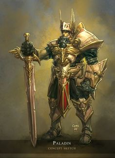 Would be cooler with a warhammer