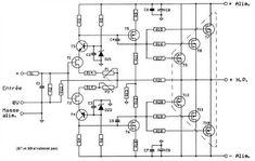 Class D Amplifier, Audio Amplifier, Electronic Schematics, Circuit Diagram, Acoustic, Circuits, Tube, Anime, Gold