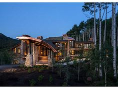 House for sale at 181  WHITE PINE CANYON Road, Park City UT 84060: 6 bedrooms, $8,695,000.  View photos, tour, maps and more at parkcityluxuryliving.com.
