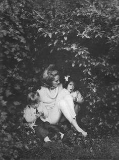 Ted Jr., Joan and Kara Kennedy