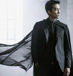 Song Seung Heon. Ocn Drama: Black