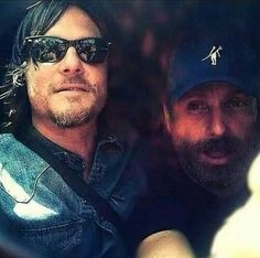 Norman and Andrew #SDCC