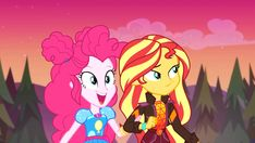 Equestria Girls, Cartoon Shows, Cartoon Art, Superhero Duos, Anime Flower, I Love You Girl, Little Poney, Girls Together, Girls Series