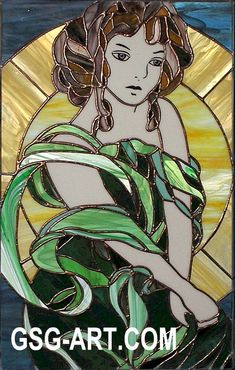 Art Pieces - Gomm Stained Glass
