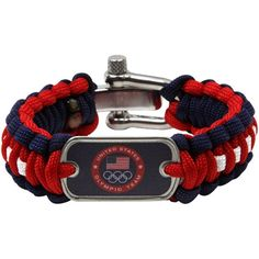 Handcrafted In USA Low price!! Indianapolis Colts Paracord Bracelet Size XL