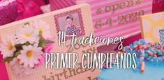 14 IDEAS PARA EL PRIMER CUMPLEAÑOS QUE TIENES QUE EMPEZAR YA! – LUZ ANGELA