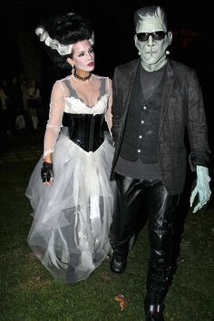 The hollywood couple len wiseman and kate beckinsale head out kate beckinsale in len wiseman and kate beckinsale on halloween solutioingenieria Choice Image