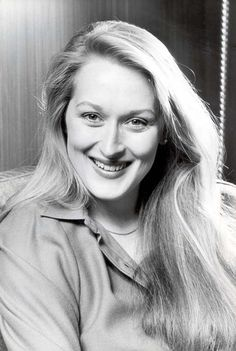 Meryl Streep.  The best actress of our time.  Truly wonderful.