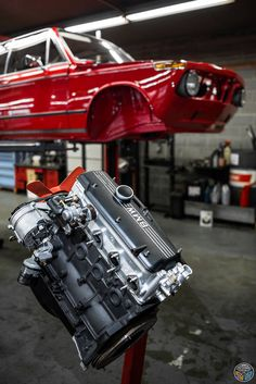 BMW 2002. 1 clean engine
