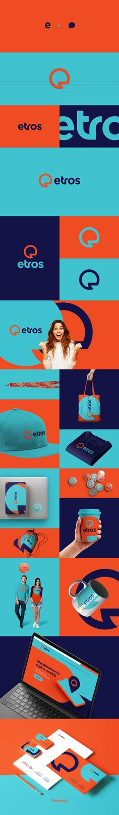 Best Brand Identity Designs Of The Week 12 - Branding design - identity - Graphic Design Inspiration Brand Identity Design, Graphic Design Branding, Graphic Design Posters, Brochure Design, Corporate Branding, Corporate Design, Logo Branding, Logo Inspiration, Design Corporativo