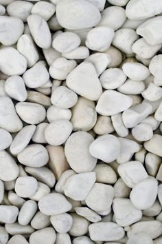 white beach rocks