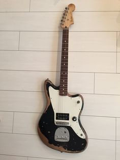 Fender literally wrote the book on electric basses, laying the foundation for musical innovation and evolution. Learn more about Fender electric basses. Music Guitar, Cool Guitar, Guitar Photos, Music Things, Guitar Design, Electric Guitars, Bowie, Jaguar, Metallica