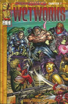 WildStorm Rising Chapter 7