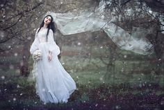 ghostly beauty by Margarita Kareva on 500px #faerie