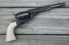 Beautiful Engraved Colt Open Top