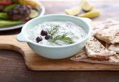 Греческий соус дзадзики рецепт | Готовим рецепты
