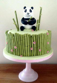 Wintersgate Bakery Panda Cake