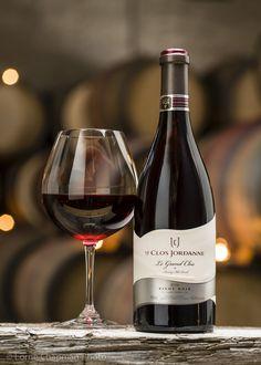 Shot in the cellar in Niagara Wine Region.