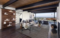 Photo 1 of 1016 in Best Living Sofa Photos from Paseo Ferrelo - Dwell