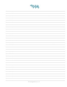 spring lined writing paper a4 lined paper templates a4 lined paper