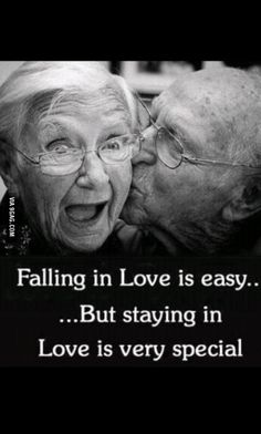Love is patient,love is kind! More