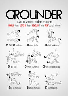 Grounder Workout
