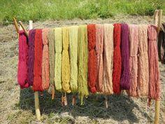 Wolle verarbeiten - Kleidung aus der Selbstversorgung