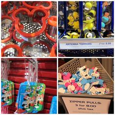 souvenirs under 5 bucks Disney World Tips And Tricks, Disney Tips, Disney Fun, Disney Magic, Disney Travel, Disney World Souvenirs, Walt Disney World Vacations, Disney Parks, Disney Resorts